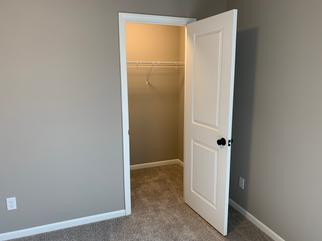 Madison 2nd Bedroom Closet