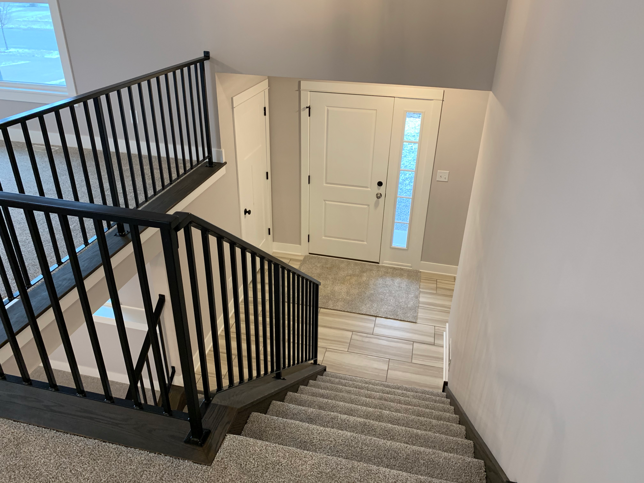 Harrison Staircase & Entry