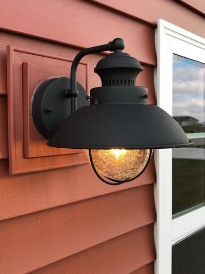 Craftsman Package - Outdoor Lighting