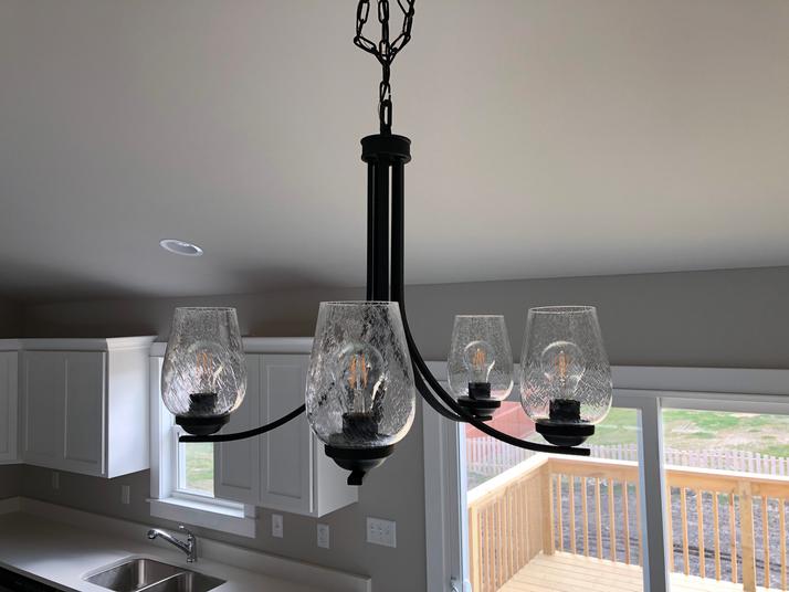 Craftsman Package - Indoor Lighting 3