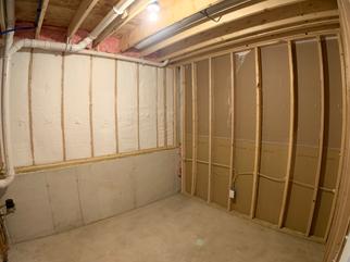 Harrison Lower Level Storage Room