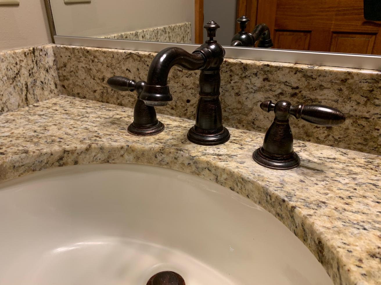 2nd Bathroom Sink