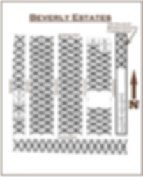 Updated Beverly Estates Phase 1 Lot Edit