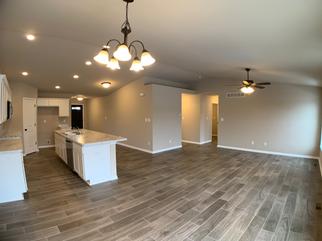 Jefferson Kitchen & Family Room