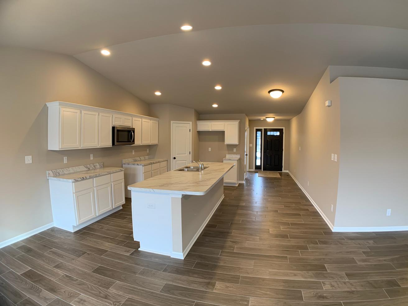 Jefferson Kitchen & Entry