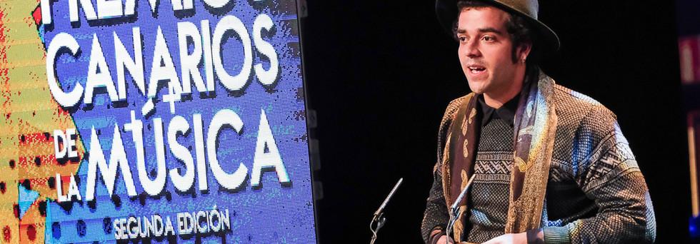 Premios Musica Canarias. F. Luz Sosa-88.