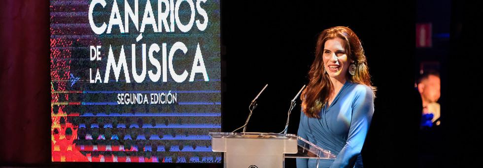 Premios Musica Canarias. F. Luz Sosa-84.