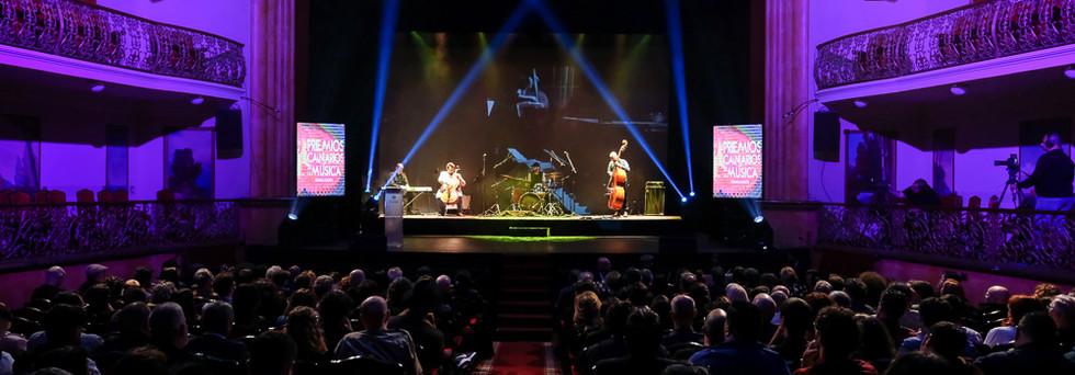 Premios Musica Canarias. F. Luz Sosa-93.