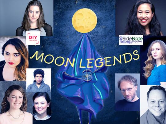 Moon Legends Cast