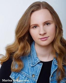 Marisa Roggeveen - Headshot 2020 -Photo