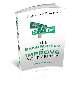 Picture of Fugate Law Firms Book File Bankruptcy and Improve Credit