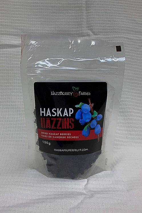 Haskap Hazzins