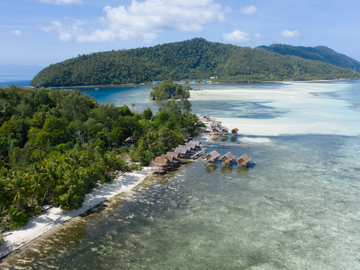 Prepared for Paradise: Useful Information for Traveling in Raja Ampat
