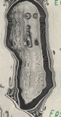 Scanner Art, Dollar Bill