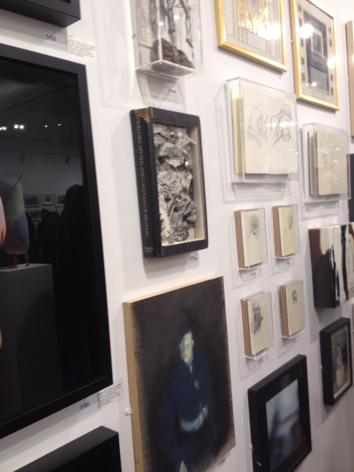 Discerning Eye Exhibition 2014
