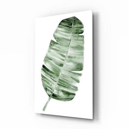 Leaf Glass Printing
