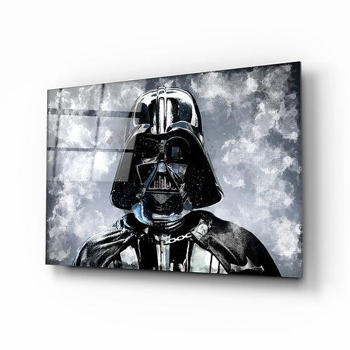 Darth Vader Glass Printing
