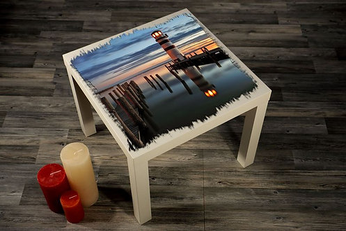 Lighthouse Printed Coffee Tables