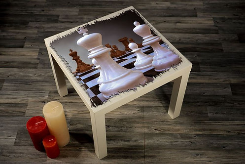 Chess Printed Coffee Tables