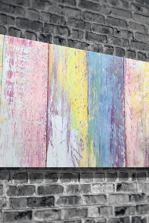 Pastel  Canvas Printings