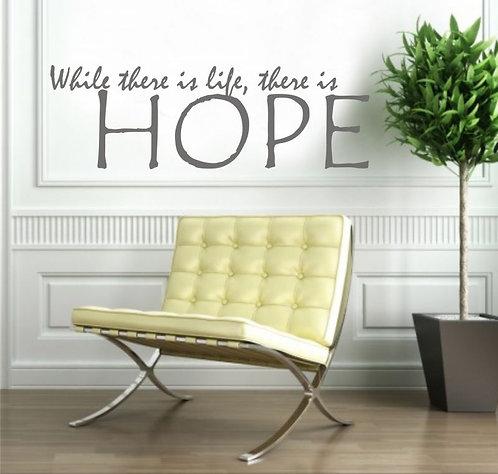 Hope  Wall Sticker