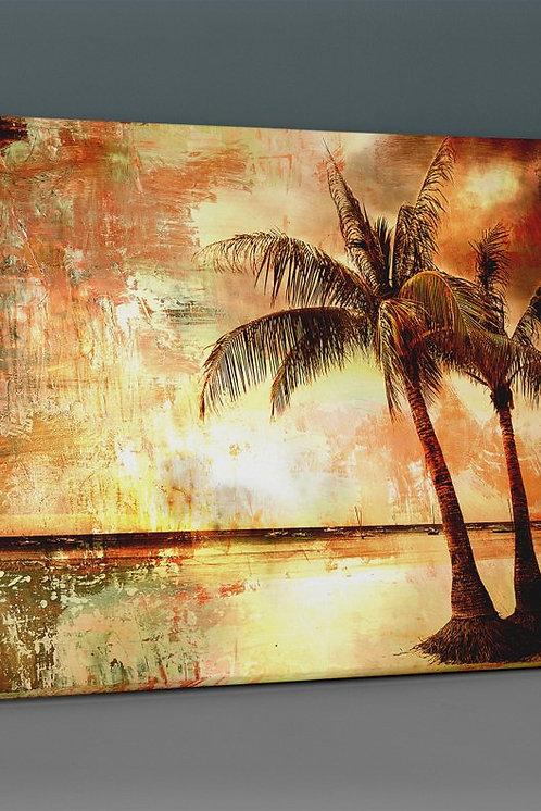 Palm Trees Canvas Printings