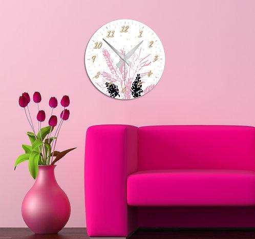 ferns MDF Clock