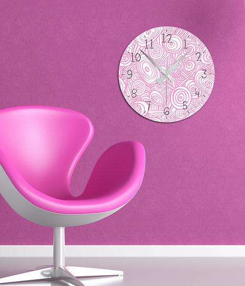 Whirlpool MDF Clock