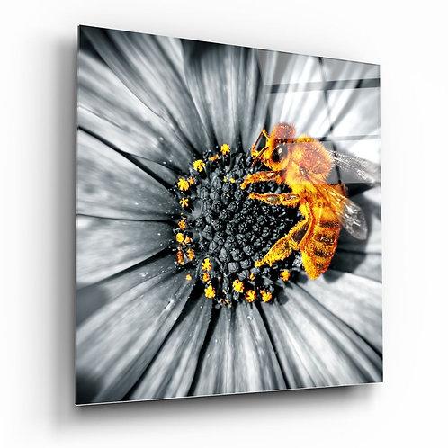 Bee UV Printed Glass Printing