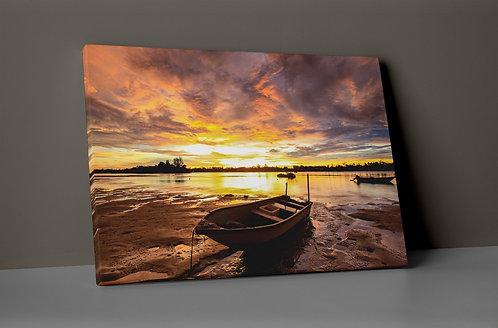 Red Sky Canvas Printings