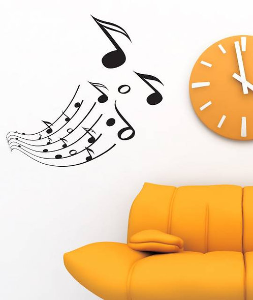 Notes Wall Sticker