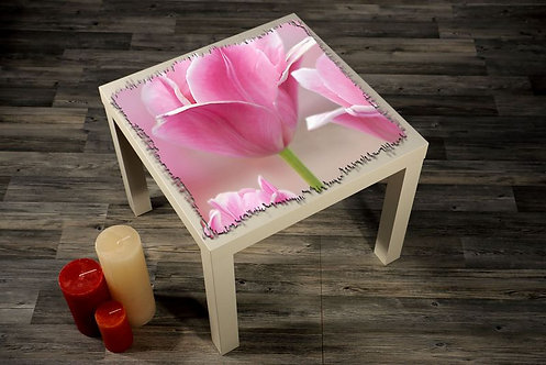 Tulip Printed Coffee Tables