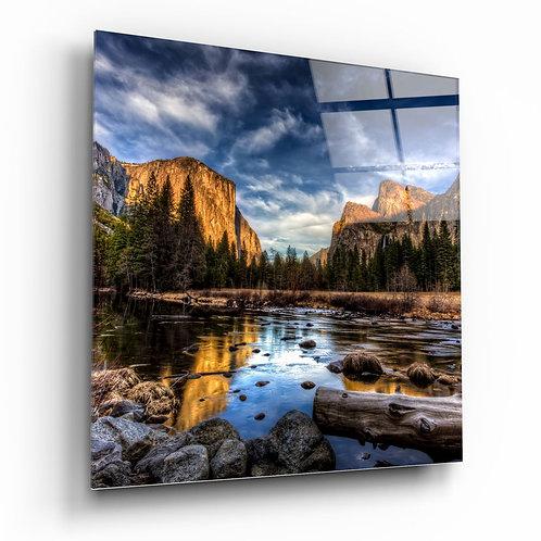 Lakeside UV Printed Glass Printing