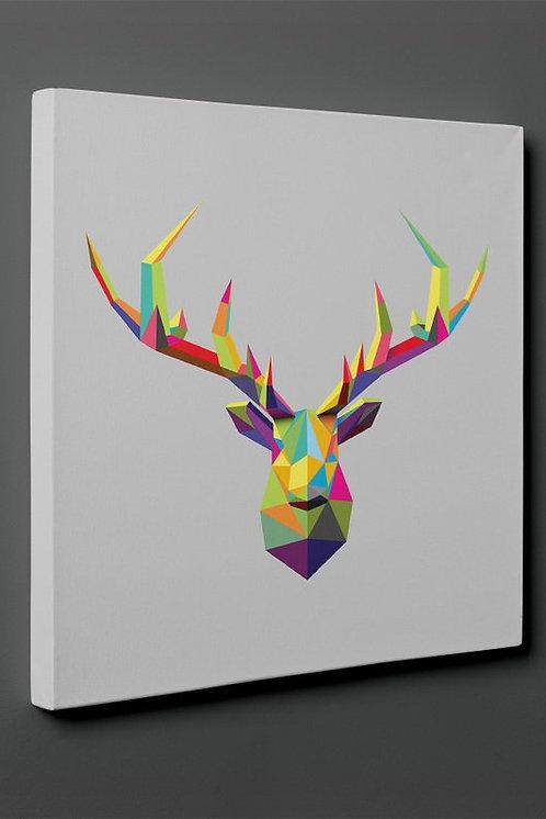 Deer Canvas Printings