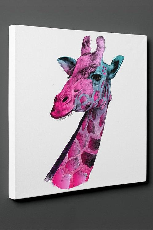 Giraffe Canvas Printings