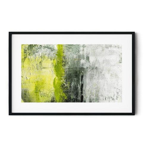 Abstract Framed Wall Art