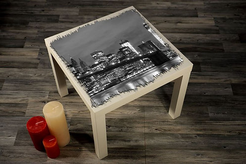 Brooklyn Bridge Printed Coffee Tables