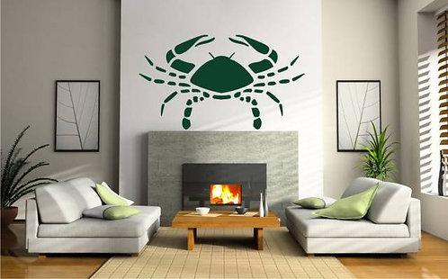 Horoscope Cancer Wall Sticker