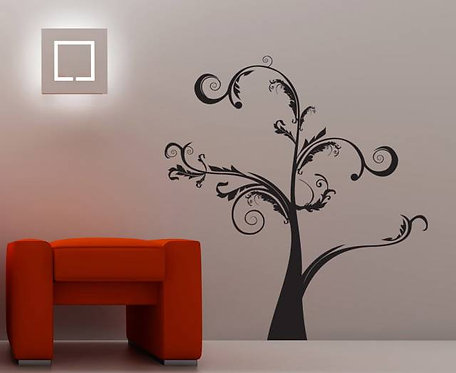 Authentic Tree Wall Sticker