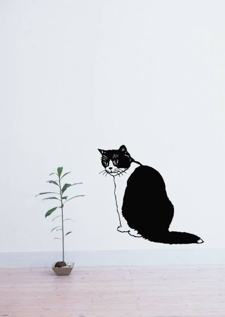 Cat Wall Sticker