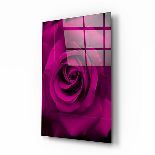 Rose Glass Printing