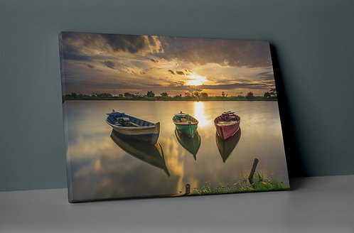 Sunset Canvas Printings