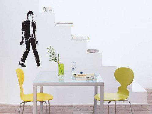 Michael Jackson Wall Sticker