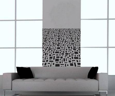Illusion Wall Sticker