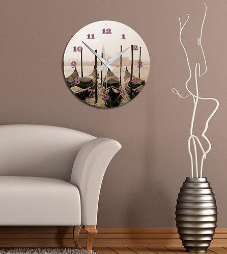 Venice MDF Clock
