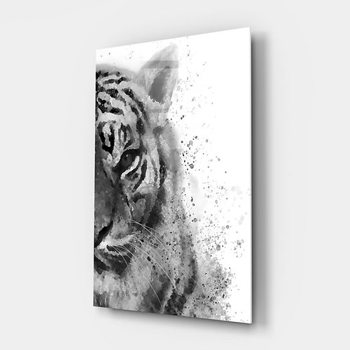 Tiger Glass Printing