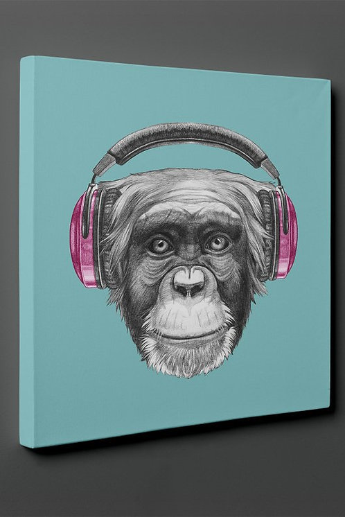 The Monkey Canvas Printings