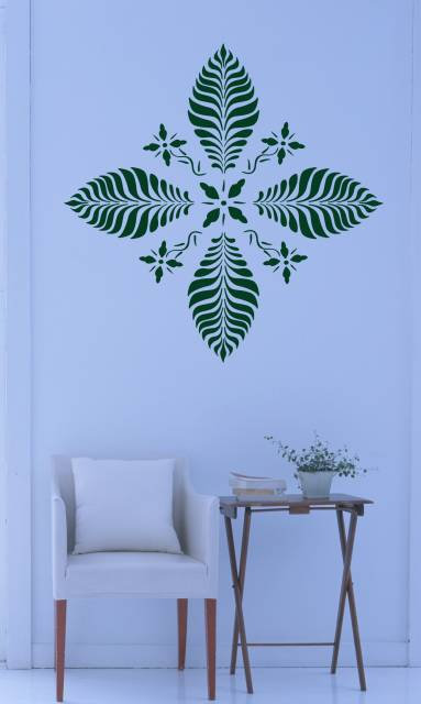 Leaf Wall Sticker