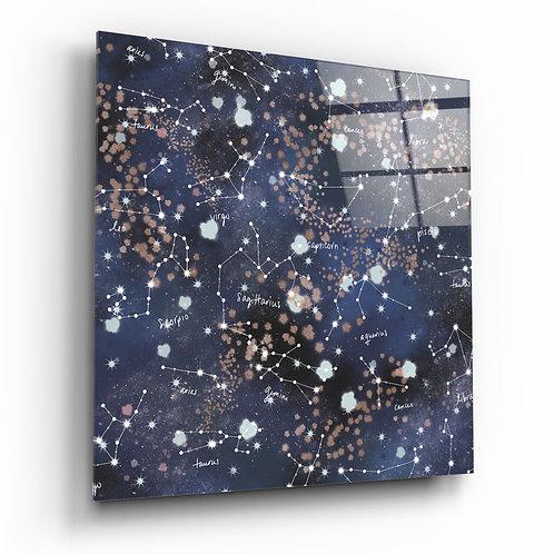 Space UV Printed Glass Printing