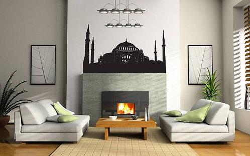 Hagia Sophia Wall Sticker